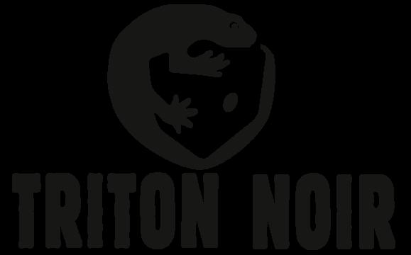 Triton noir - Commanditaire Jeux au Boute