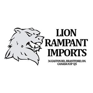 Commanditaire Jeux au Boute - Lion Rampant Imports