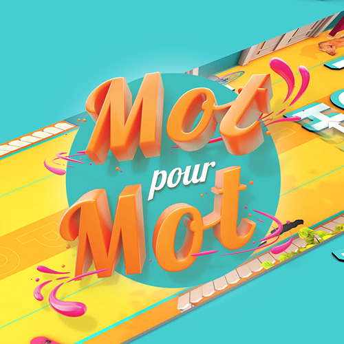 Mot pour Mot - Tournois - Jeux au boute