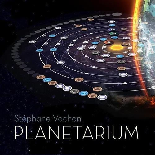 Planetarium - Jeux au boute