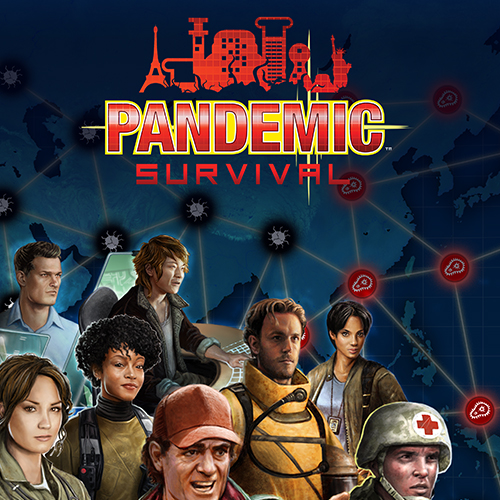 Tournois Pandemic Survival - Asmodee - Jeux au boute