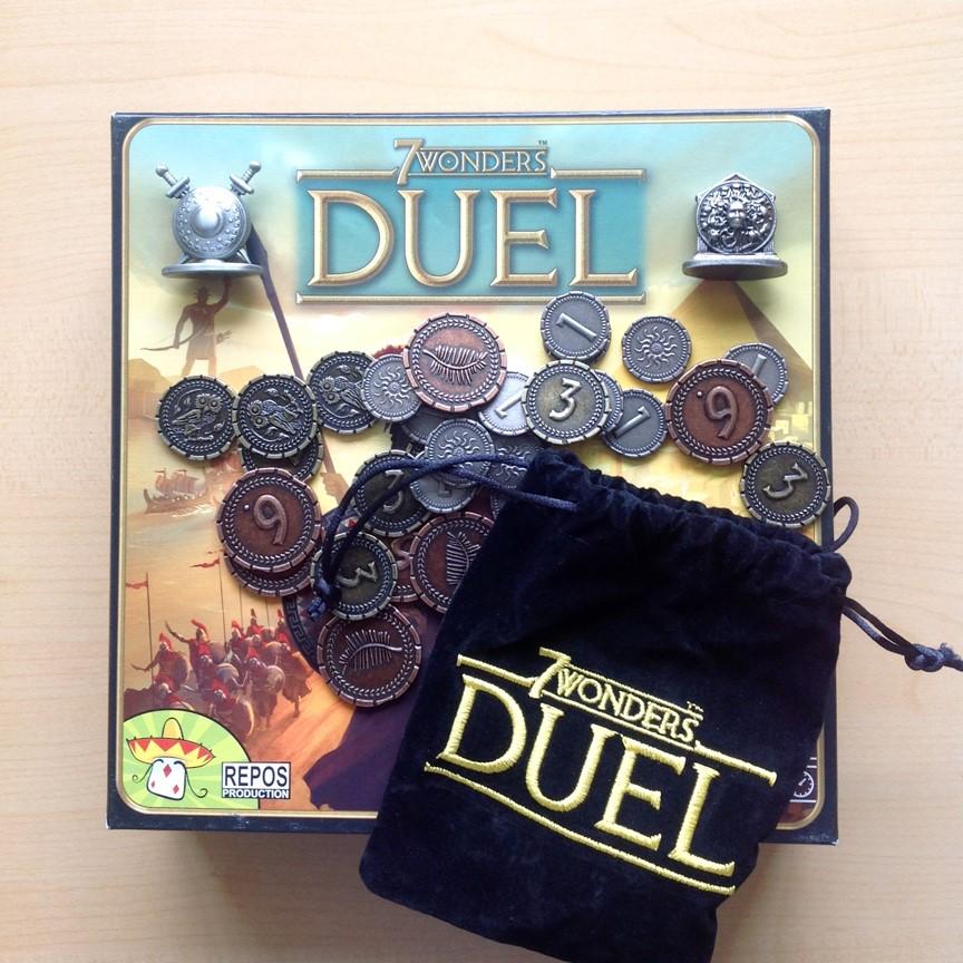 7 Wonders Duel - Ilo307 - Jeux au boute