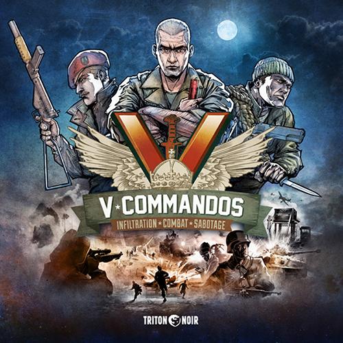V-Commandos - Jeux au boute